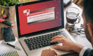 Crypto-Ransomware Virus